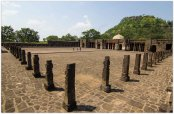 Daulatabad fort : Bharat Mata temple
