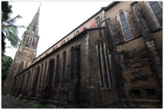 Mumbai : Afghan Church