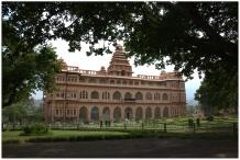 Chandragiri fort : Raja Mahal