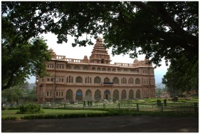Chandragiri fort : Raja Mahal