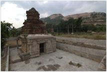 Chandragiri fort : Rajarajeshwari temple