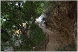 way to Nandalur stupas