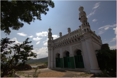 Mosque at Sidhout fort