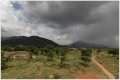 Rain clouds at Sidhout fort