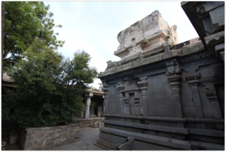 Pushpagiri temple
