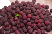 Juicy berries