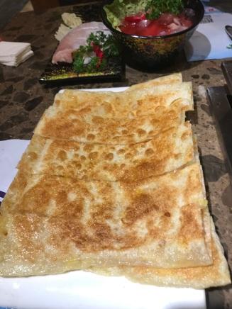 The sweet pancake